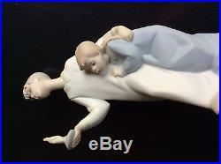 11-piece lot LLADRO FIGURES Girl Boy Angel Baby Pig Lamb Praying Flowers Dog Set
