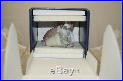 1998 Lladro #7672 IT WASNT ME Collectors Society Porcelain Figurine Dog RETIRED