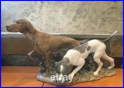 4957 Attentive Dogs Lladro