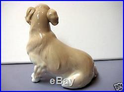 Golden Retriever Dog By Lladro #8345