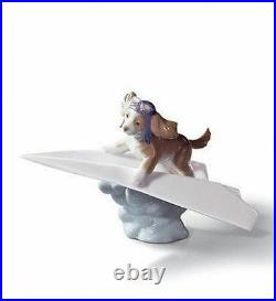 LLADRO Porcelain LET'S FLY AWAY (01006665)