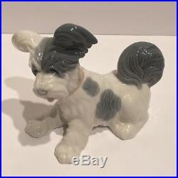 LLADRO SKYE TERRIER Mint Condition (Lladro Dog Figurine)