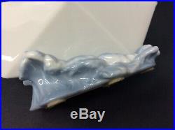 Little Stowaway Dog Paper Boat Figurine By Lladro #6642
