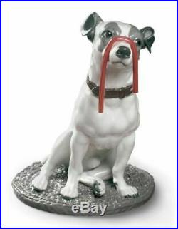 Lladro 01009192 Jack Russel with Liquorice Dog 01009192