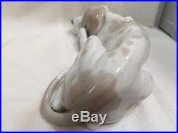 Lladro #1067 Old Dog FABULOUS BUY BELOW COST. PERFECT