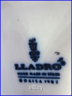 Lladro #5174 Couplet Lady Bnib Dog 1920's Flapper $250 Off Retired Free Shipping