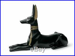 Lladro Anubis Dog Figurine 01008439