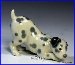 Lladro Dalmatian #1261 Playful Dog Puppy -fast, Free Shipping $475 V Mib