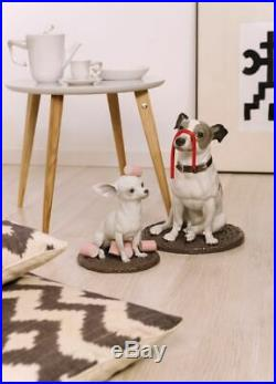 Lladro Dog Chihuahua With Marshmallows 01009191 New