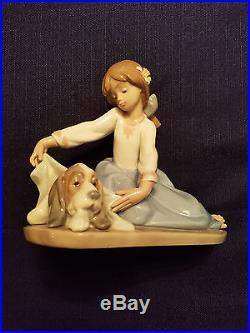 Lladro Dog's Best Friend #5688