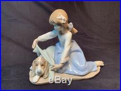Lladro Dog's Best Friend 5688