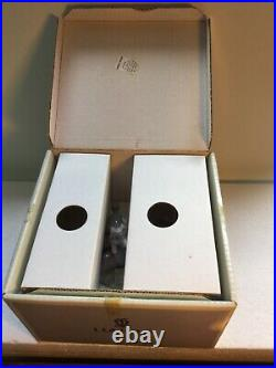 Lladro Figurine 5451 Study Buddies, Mint, Retired, Boy, Dog, Books, Orig Box