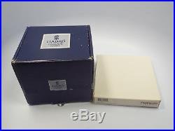 Lladro Figurine #7672 It Wasn't Me! Dog with Flower Pot, with box & base