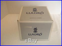 Lladro Figurine OUR COZY HOME #06469 Yorkshire Yorkie Dogs Mint