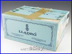 Lladro Figurine THIS ONE'S MINE BOY WITH DOG AND PUPPIES #5376 Retired Mint BOX