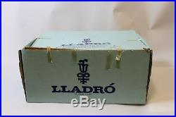 Lladro'Mirth in the Country and Dog' # 4920 Alegrio en el Campo RARE Retired