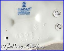 Lladro My Loyal Friend Porcelain Figurine model No 6902 Boxed boy & dog