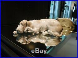 Lladro Old Dog