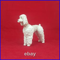 Lladro Standing Poodle 1259