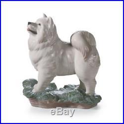 Lladro The Dog Figurine 01008143
