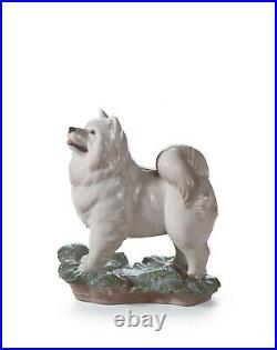 Lladro The Dog Figurine 01008143 / 8143