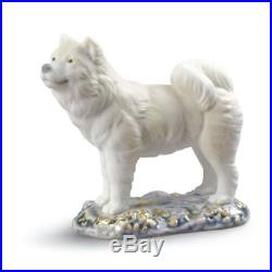 Lladro The Dog Mini Figurine 01009119