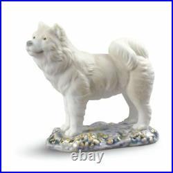 Lladro The Dog Mini Figurine 01009119 / 9119