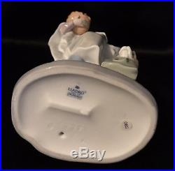 Lladro Trick or Treat Boy withDog (6227 Mint) Perfect for a Christmas Present
