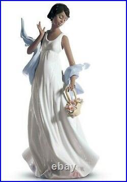 Lladro Woman Man Lady 01006783 WINDS OF ROMANCE