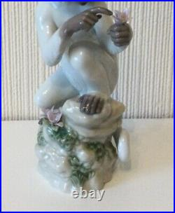 Lladro Zodiac Figure The Monkey Issued 2003