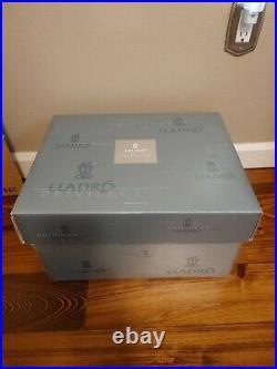 MY LITTLE EXPLORERS Lladro 6828. Mint/Box