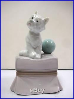 My Favorite Companion Westie Puppy Dog By Lladro Porcelain #6985