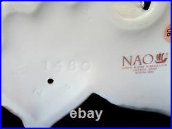 Nao By Lladro Together Forever #1480 Brand Nib Dog Love Wedding Love Save$$ F/sh