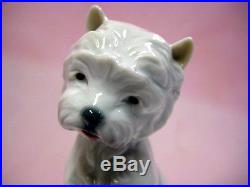 Playful Character Dog By Lladro #8207