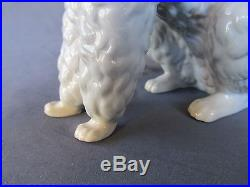 Retired Lladro Figurine #325.13 Poodle Very old, very rare
