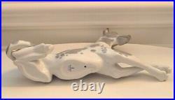 Vintage Lladro Great Dane Figurine in Mint Condition