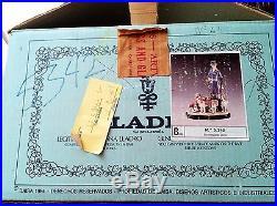 Vtg Rare 1985 Lladro Pack of Hunting Dogs 5342 Ltd Ed 645/3000 NIB Signed $965