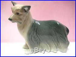 Yorkshire Terrier Dog By Lladro #8318